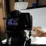 Gravação vídeo do Sensor Contrasseco