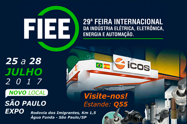 Icos na FIEE 2017