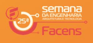 25ª Semana da Engenharia, Arquitetura e Tecnologia